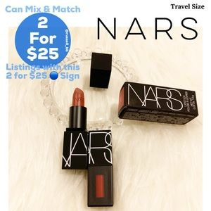 Nars Lip Duo Bundle • Travel Size